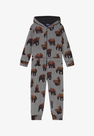 BOYS ONESIE - Pyjamas - brown