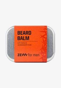 Zew for Men - BEARD BALM WITH HEMP OIL - Beard oil - - - 0