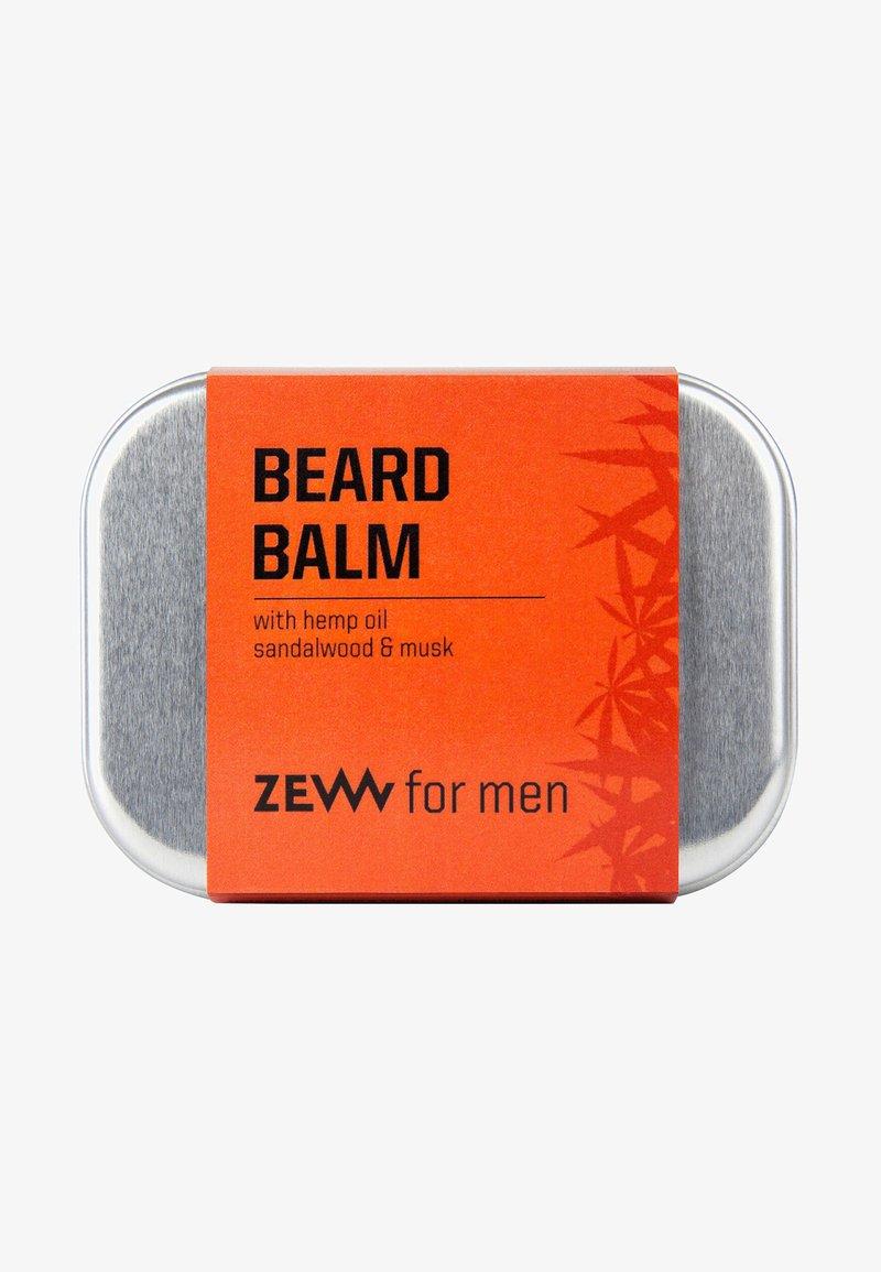 Zew for Men - BEARD BALM WITH HEMP OIL - Beard oil - -