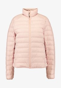 Urban Classics - LADIES BASIC JACKET - Dunjakke - lightrose - 5