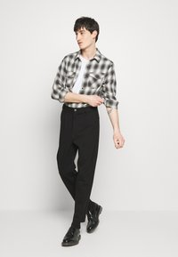 Iro - SHELLEY - Shirt - mixed grey - 1