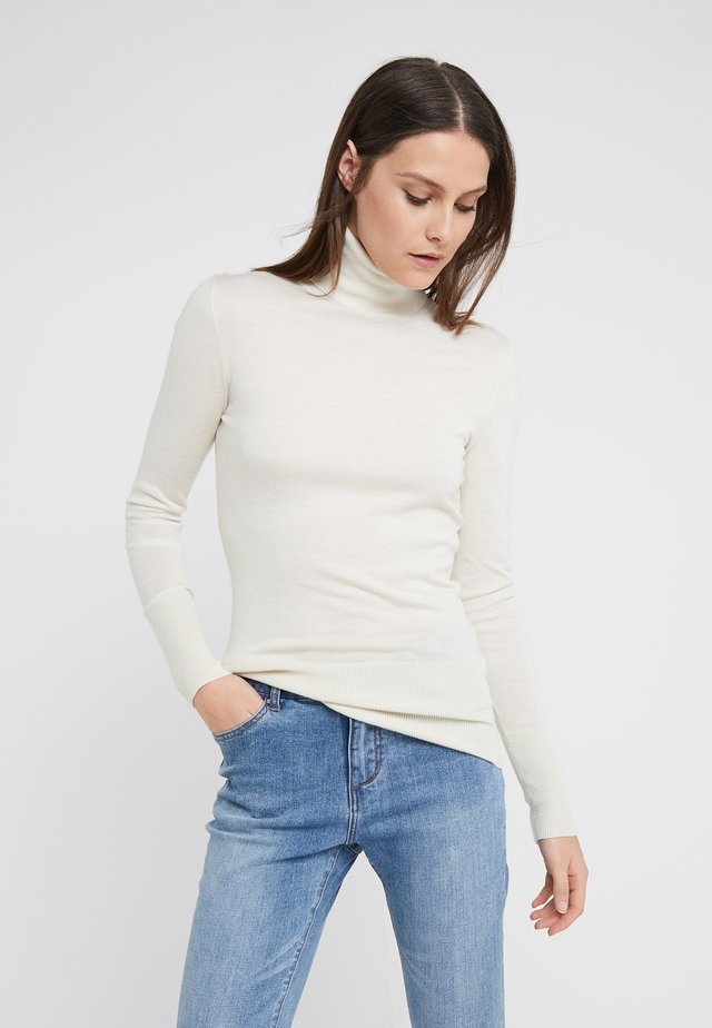 TNECK SPECIAL - Sweter - almond