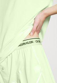 Calvin Klein Underwear - ONE SHORT - Pyjamas - aqua luster - 5