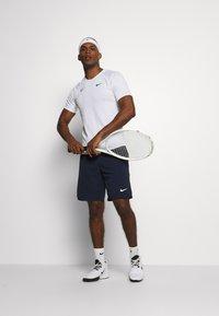 Nike Performance - FLX ACE - Sportovní kraťasy - obsidian/white - 1