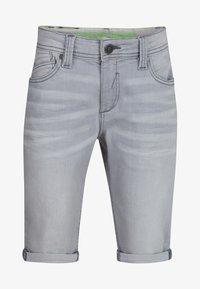 WE Fashion - Denim shorts - light grey - 0