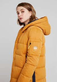 Superdry - SPHERE PADDED ULTIMATE - Vinterkåpe / -frakk - spectra yellow - 3