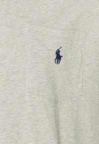 Polo Ralph Lauren Big & Tall - CLASSIC - Basic T-shirt - new grey heather - 2