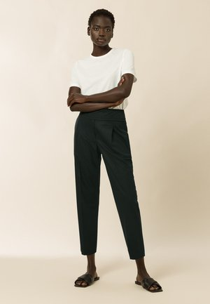 PHOEBE  - Trousers - silver pine