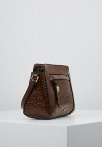 Anna Field - Across body bag - brown - 3