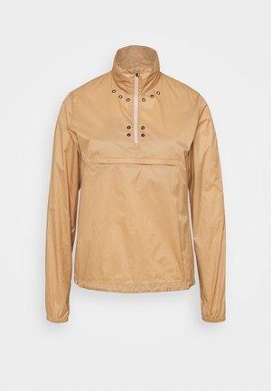 INTENSE ANORAK - Sports jacket - clean beige