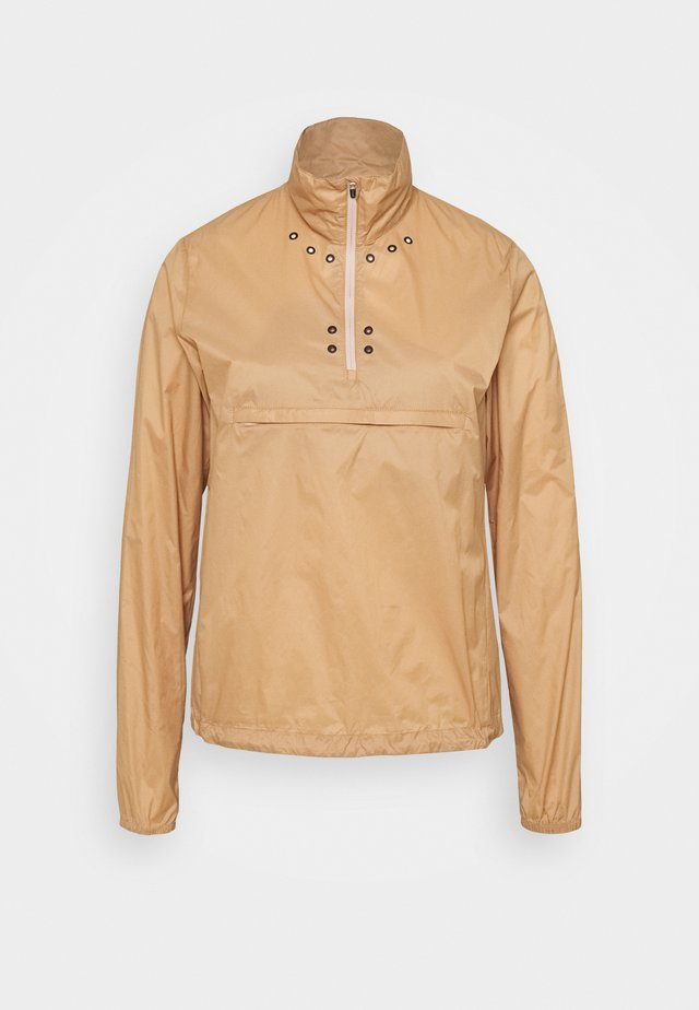 INTENSE ANORAK - Sports jacket - clean beige