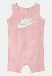 Nike Sportswear - WILD RUN - Jumpsuit - pink foam - 0