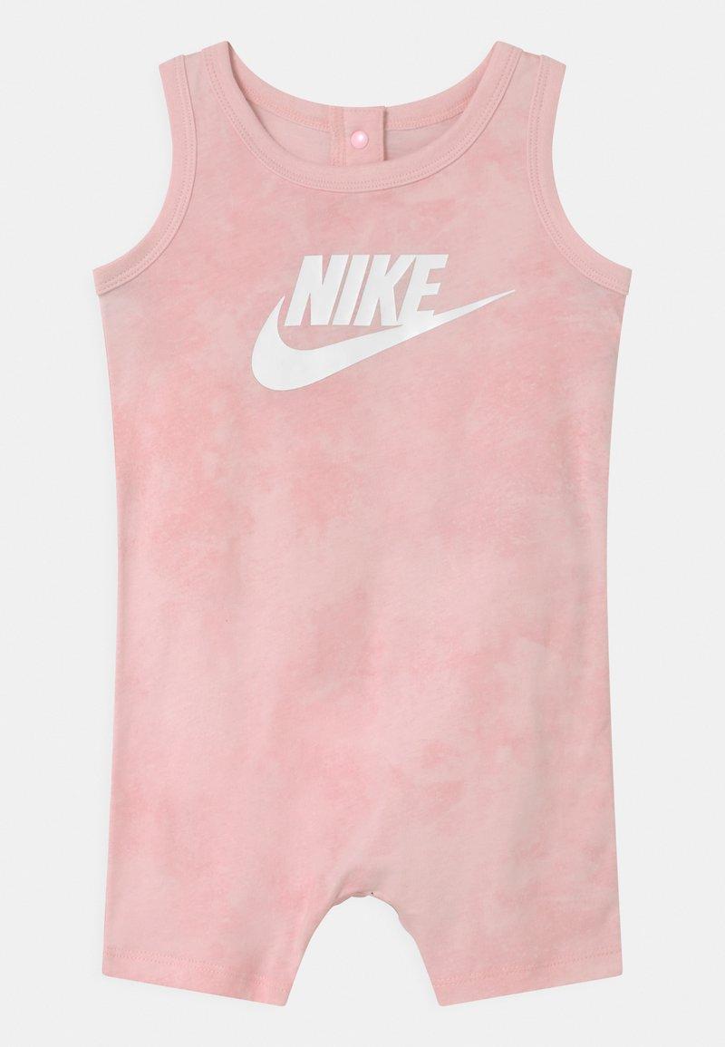 Nike Sportswear - WILD RUN - Jumpsuit - pink foam
