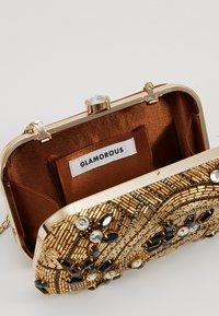 Glamorous - Clutch - black/gold-coloured - 4