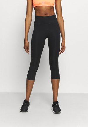 ONE - 3/4 sportbroek - black
