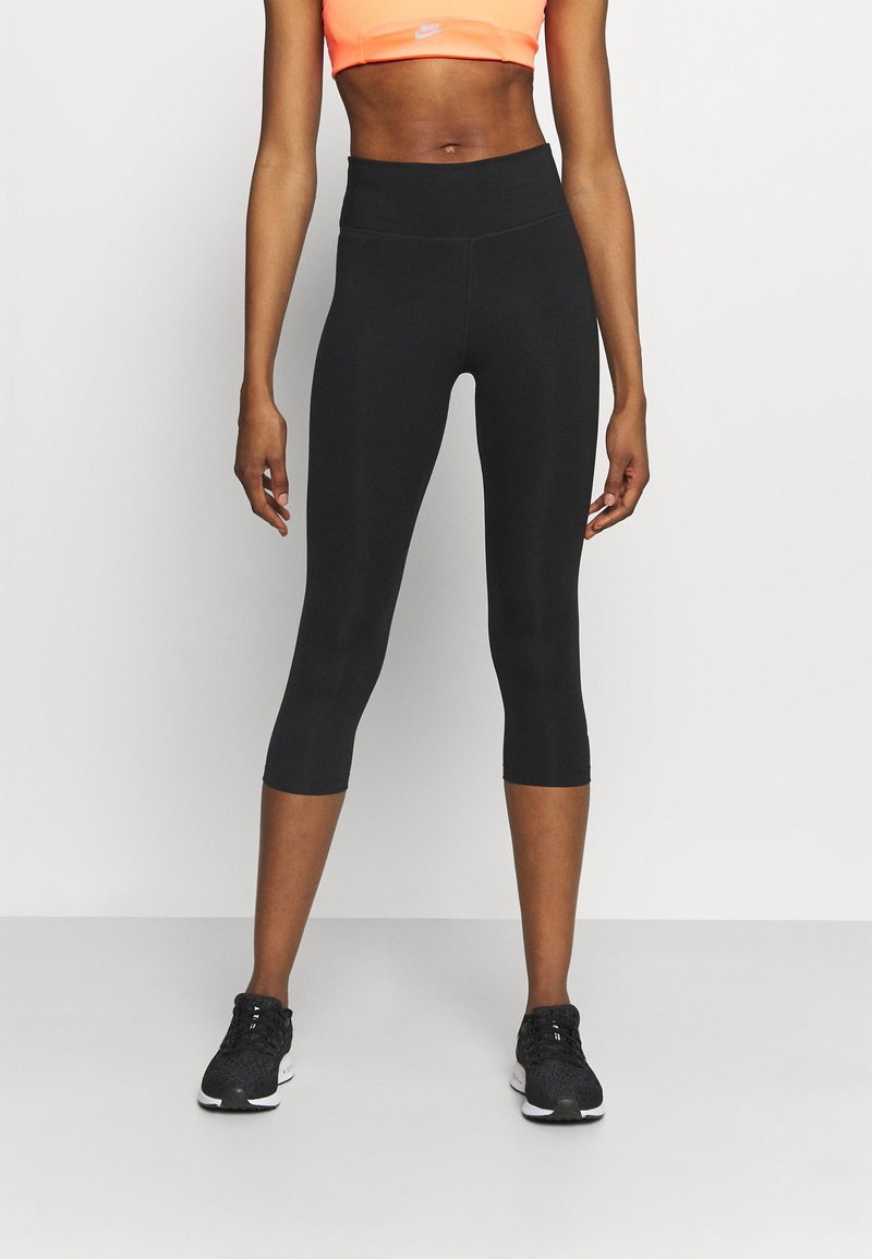 Nike Performance - ONE - 3/4 sports trousers - black