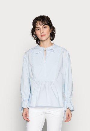 BLOUSE - Blouse - light blue