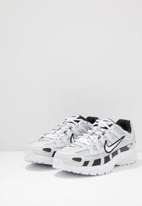 Nike Sportswear - P-6000 - Sneakers - pure platinum/white/black - 2