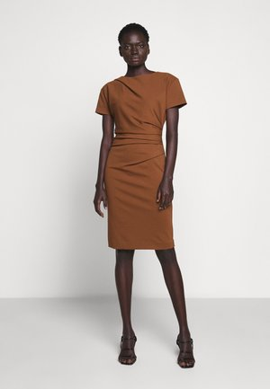 IZLO - Shift dress - meerkat