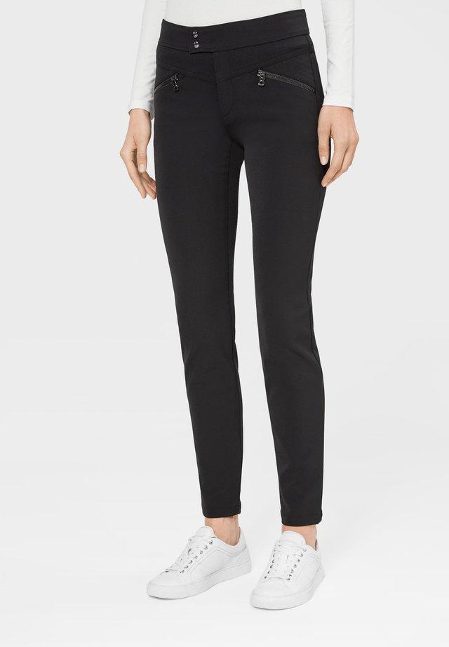 LINDY - Pantalon classique - schwarz