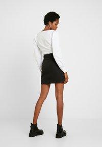 Fashion Union - SMITH - A-Linien-Rock - black - 2