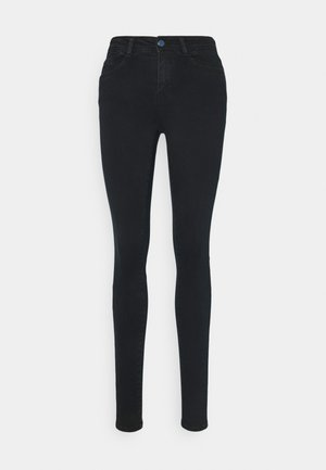 NMNEW LUCY - Jeans Skinny Fit - blue black denim