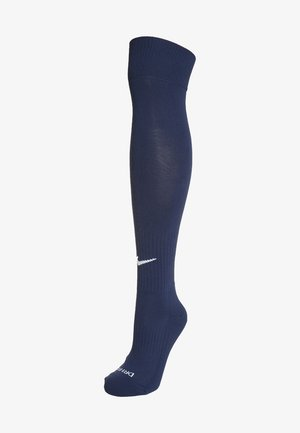 ACADAMY UNISEX - Knee high socks - dark blue