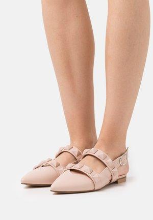 Slingback ballet pumps - phard