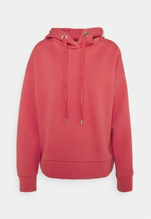 Sweatshirt - amaranth red