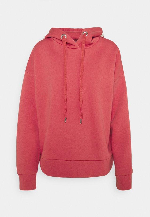 Sweatshirt - amaranth red