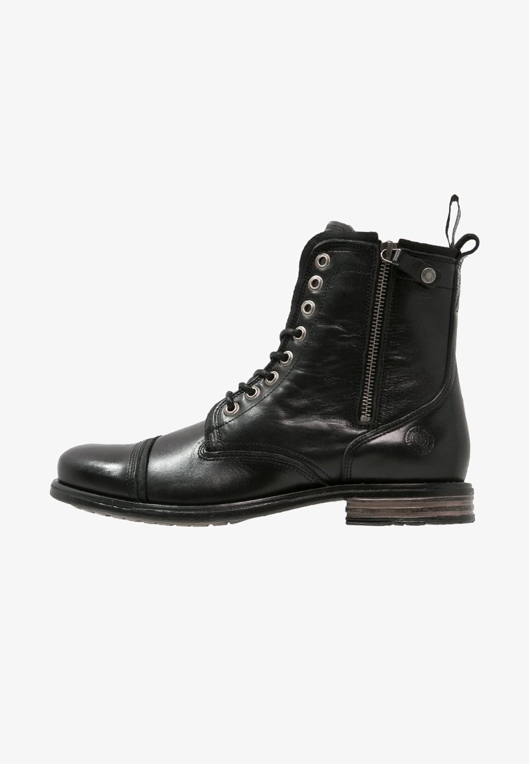 Sneaky Steve - FORDHAM - Lace-up ankle boots - black