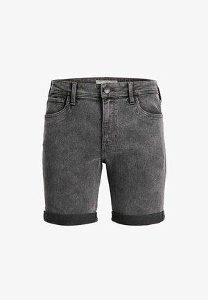 KLASSISCHE - Jeansshort - dark grey