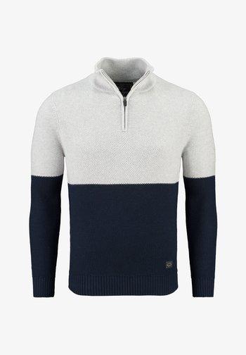 Sweatshirt - silber