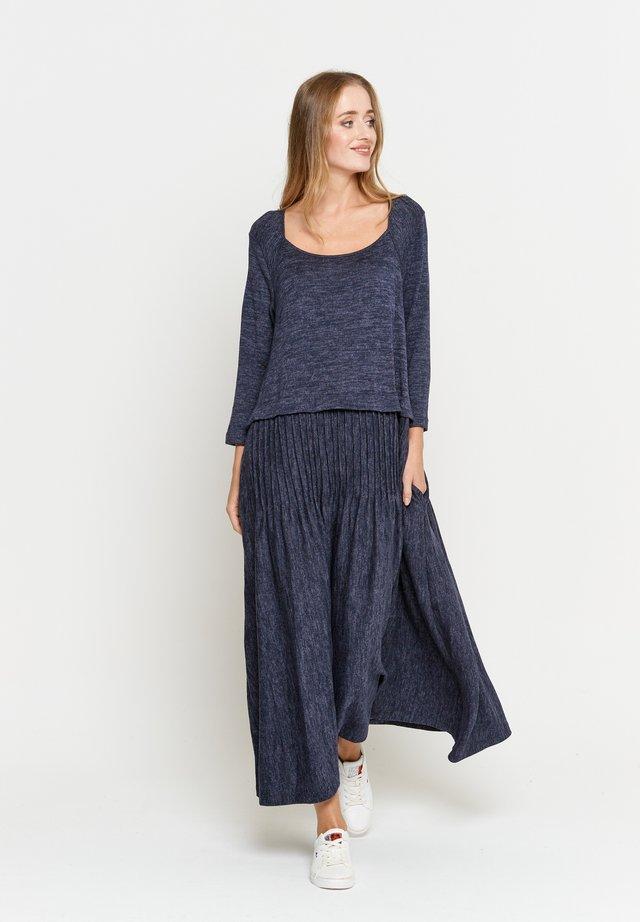 ELENIS - Vestito lungo - blau