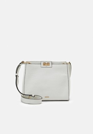 CROSSBAG - Across body bag - white