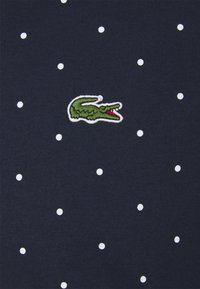 Lacoste - Print T-shirt - navy blue - 2