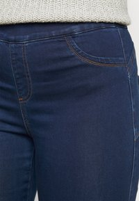 CAPSULE by Simply Be - SCULPTING JEGGINGS - Jeans Skinny Fit - indigo - 4