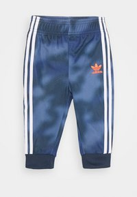 adidas Originals - SET UNISEX - Tepláková souprava - blue - 2