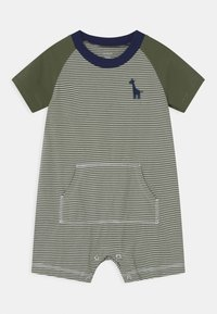 Carter's - ANIMAL 2 PACK - Overal - khaki - 2