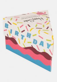 Happy Socks - GIFTBOX BIRTHDAY 3 PACK UNISEX - Socks - multi-coloured - 3