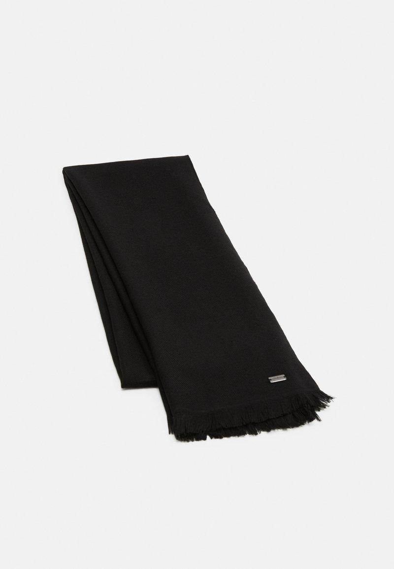 Strellson - DORIAN SCARF - Scarf - black