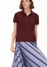 Lacoste - Polo shirt - bordeaux - 0