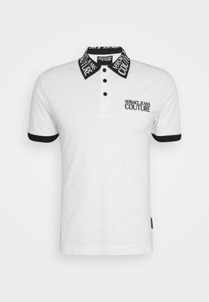 MAN - Polo shirt - bianco