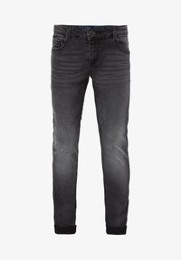 WE Fashion - Jeans Skinny Fit - dark grey - 0