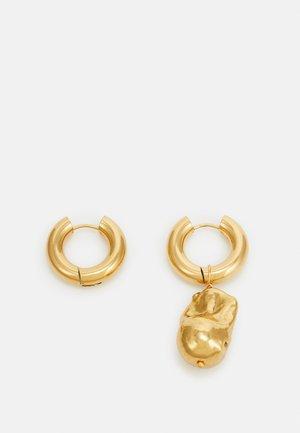 Oorbellen - gold-coloured