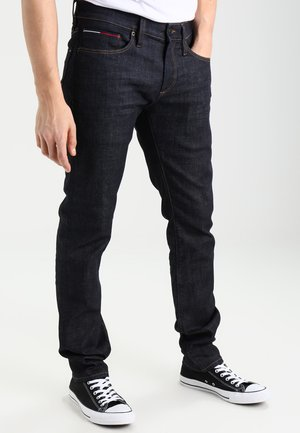 SCANTON - Jeansy Slim Fit - rinse comfort