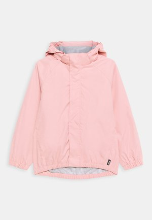 WAITON - Waterproof jacket - rosequartz