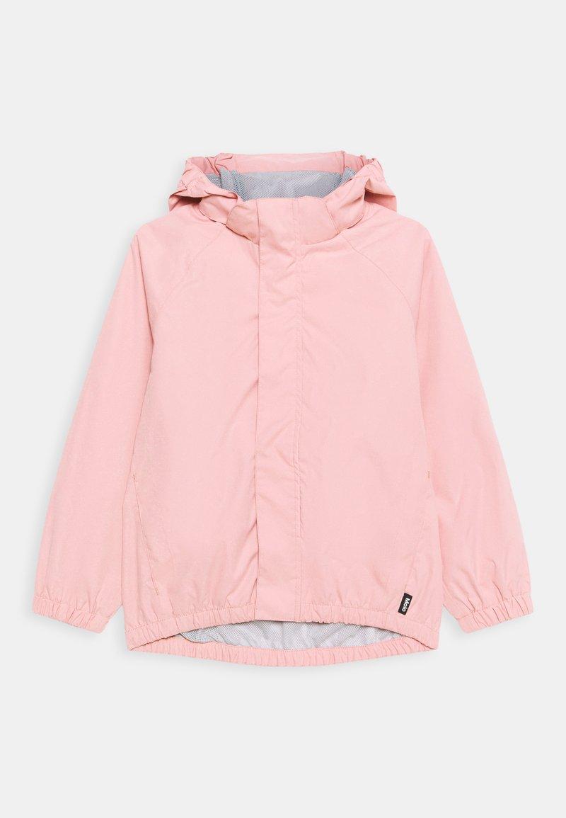 Molo - WAITON - Waterproof jacket - rosequartz