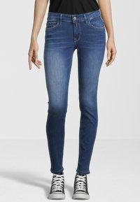 Replay - NEW LUZ - Jeans Skinny Fit - dark blue - 0