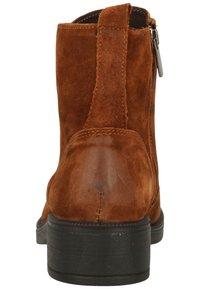 IGI&CO - Platform ankle boots - cognac - 3